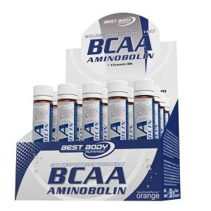 Best Body Nutrition BCAA Aminobolin | 500 ml (20 x 25 ml)