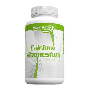 Best Body Nutrition Calcium Magnesium Kapseln | 100 St.