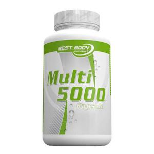 Best Body Nutrition Multi 5000 Kapseln | 100 St.
