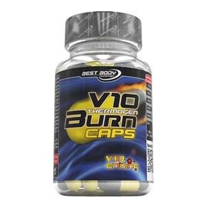 Best Body Nutrition V10 Thermogen Burn Caps | 100 St.