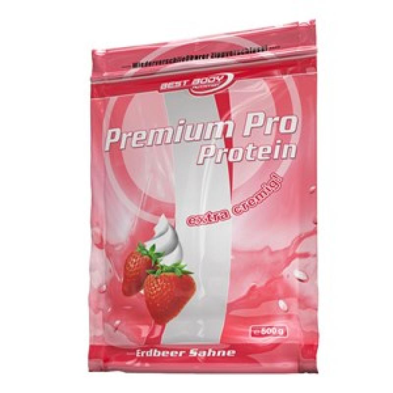 Best Body Nutrition Premium Pro Protein | 500 g Zip-Beutel
