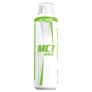 Best Body Nutrition MCT Oil 5000 | 500 ml