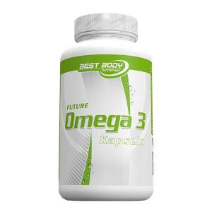 Best Body Nutrition Future Omega 3 Kapseln | 120 St.