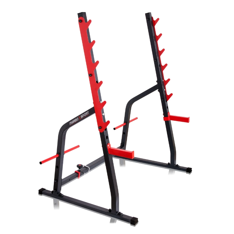 Semi Pro Squat Rack MS-S107