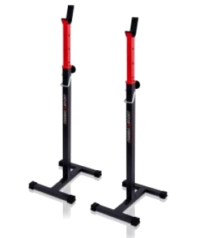 Semi Pro Squat Rack / Hantelablage MS-S101